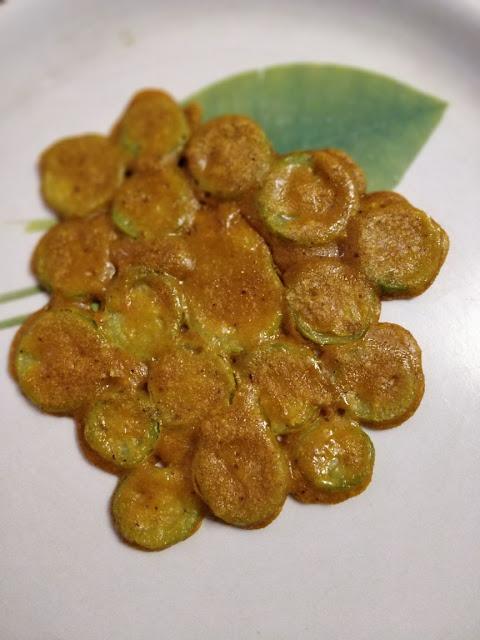 Ridge Gourd Dosa / heerekayi dose