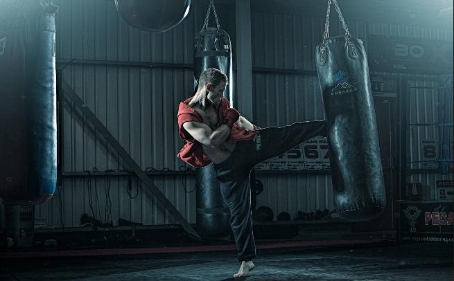 اماكن تدريب kickboxing في القاهرة