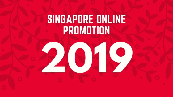 Singapore Online Promotions - Updated 12th Feb 2019