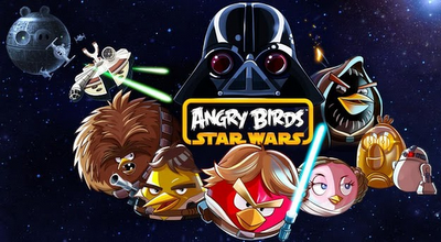 Game Angry Birds Star War