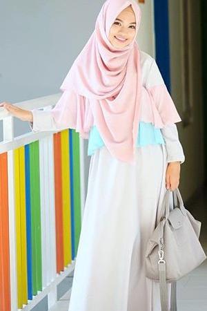 Koleksi Terbaru Trend Model Baju Muslim 2017: Paling Up to Date