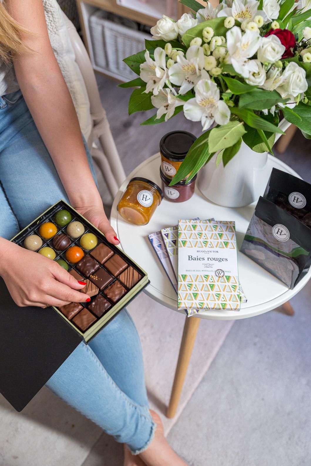 Blog lifestyle chocolat victor & hugo