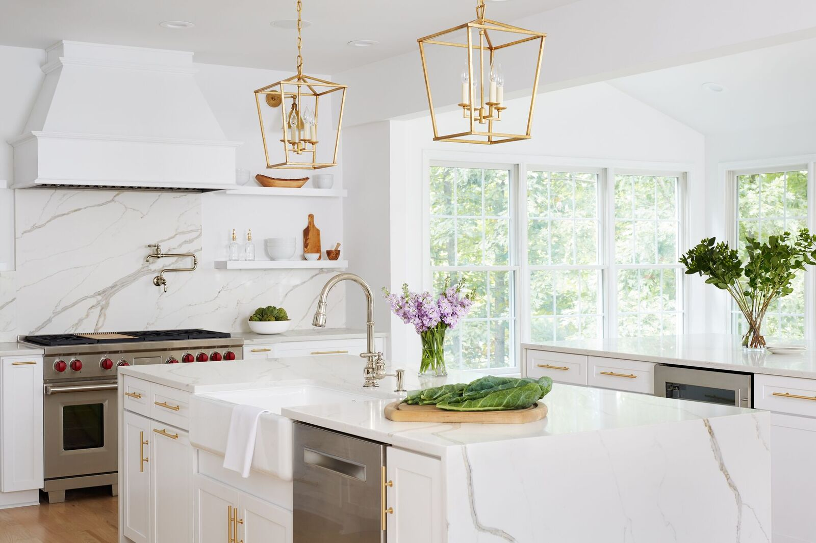 MyDomaine Feature On Our White Kitchen Remodel/Shop the Look — JWS ...