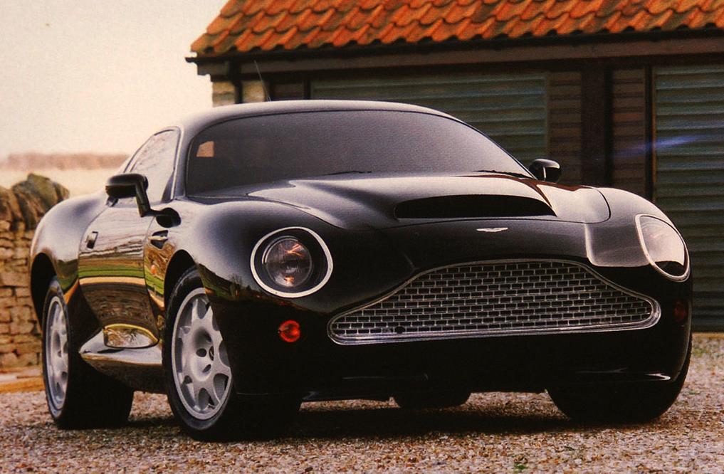 Net Cars Show 1997 Aston Martin V8 Vantage Special Series I