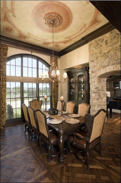 Old World Dining Room Design Ideas | Room Design Inspirations