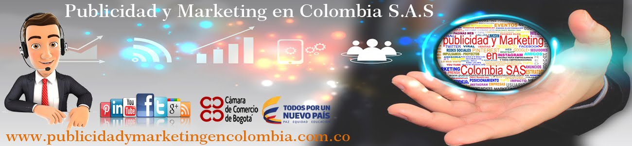 Publicidad y Marketing en Colombia