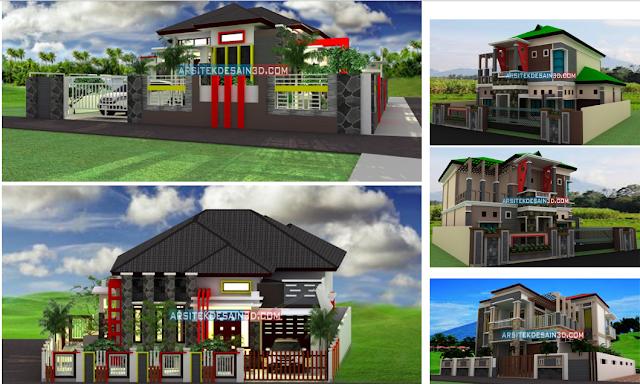 Jasa Arsitek Desain Rumah Profesional, Terpercaya dan Termurah di Kalimantan Utara- Tanjung Selor