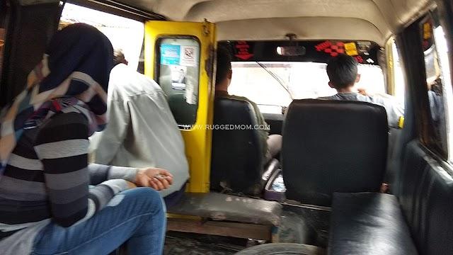 Jenis-jenis pengangkutan awam di Bandung