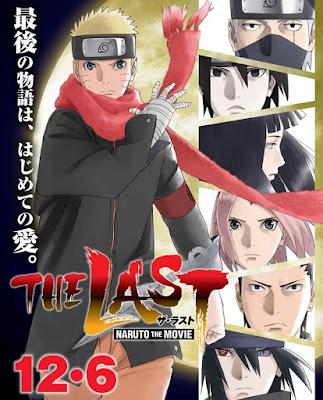 Download The Last Naruto The Movie (2014) 720p BluRay Subtitle Indonesia