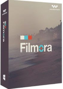 Wondershare Filmora 8 Key