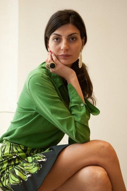 46dd83cc11 A dream called fashion : Women in the fashion world: Giovanna Battaglia
