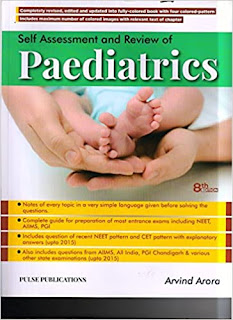 Self Assessment And Review Of Paediatrics 8th Edition