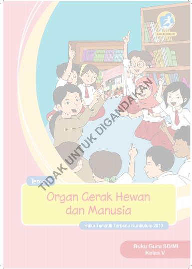 Buku Guru Kelas 5 Kurikulum 2013 Revisi 2017 SD/MI Semester 1 dan 2