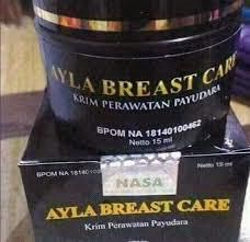 ayla cream perawatan payudara