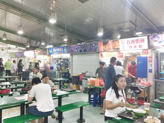 Zion Riverside Food Centre Hawker Centre Singapore