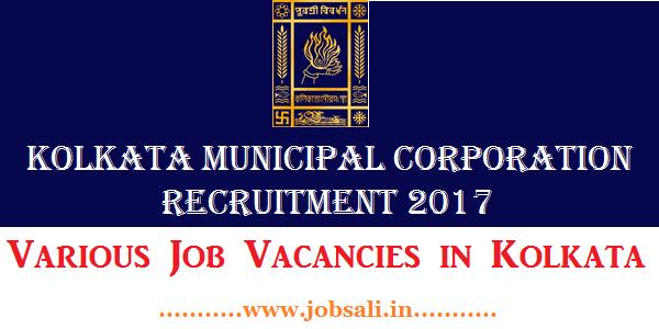 Govt jobs in Kolkata, Teacher vacancy in Kolkata, Govt teaching jobs