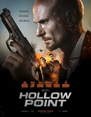 Hollow Point (2019) English 720p HDRip x264 750MB Movie Download