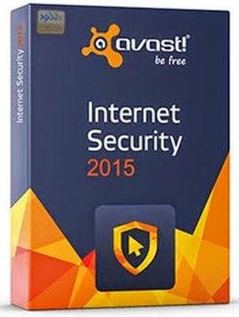 avast! Internet Security 2015 License