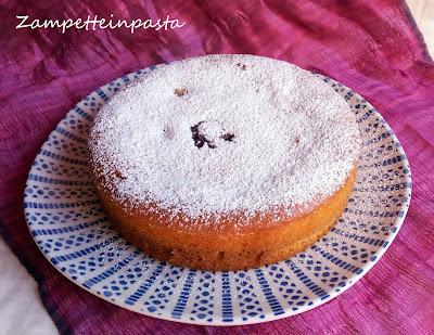 Torta versata con la marmellata (ripieno che non scende)