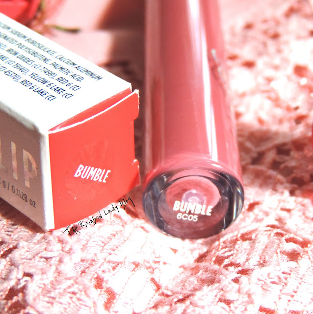 Colourpop ultra matte lip in bumble review