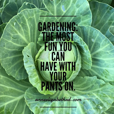 Funny Quote About Gardening