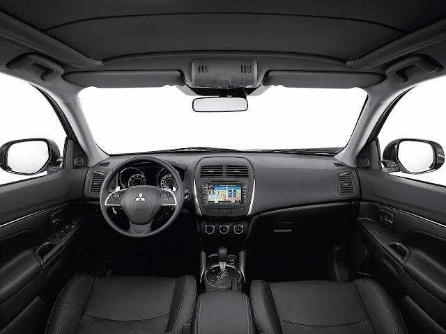 Novo Mitsubishi ASX 2017