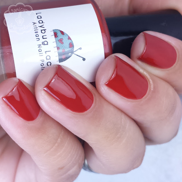 Ladybug Lacquer - Wicked Witch's Candied Apple