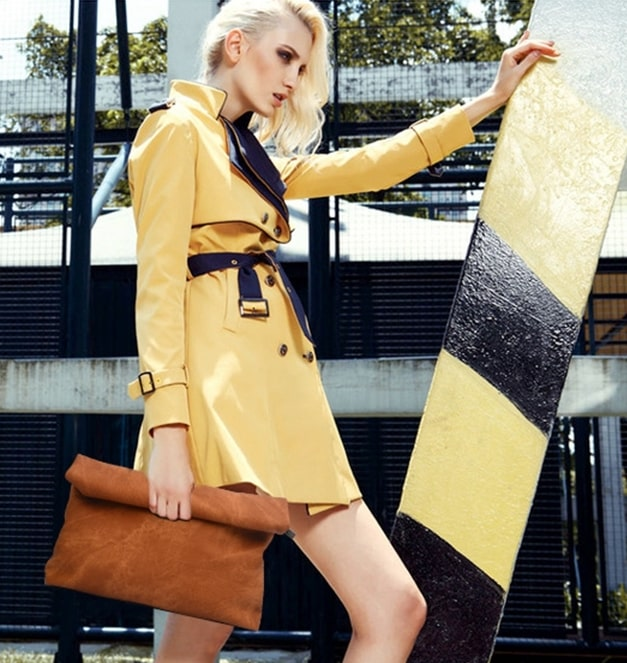Women's Cowboy Style Clutch Bag