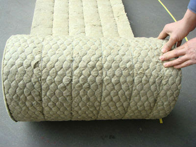 Jual Rockwool Wired Blanket