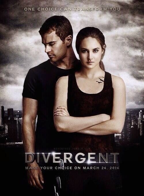 "Divergent ""Tris – Four"" [Movie Review]"