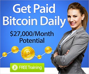 CLAIM FREE BITCOIN TRAINING: