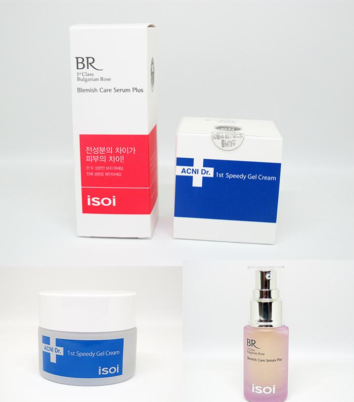 ISOI:推介給敏感肌皮膚方案 快速減淡印痕 修復暗瘡皮膚