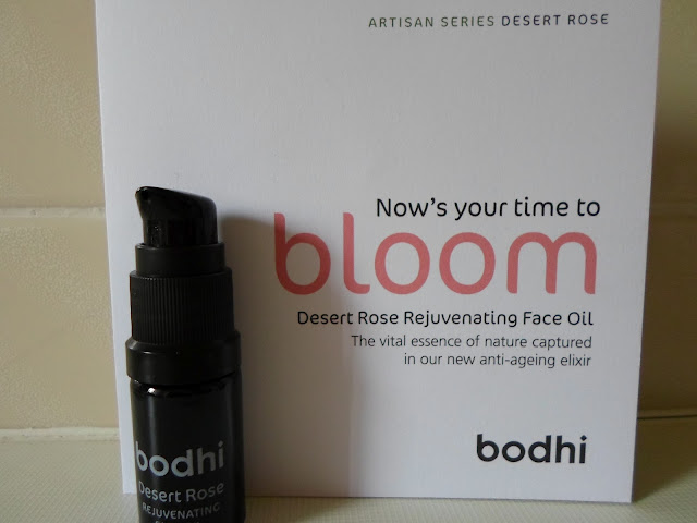 Bodhi Desert Rose Rejuvenating Face Oil