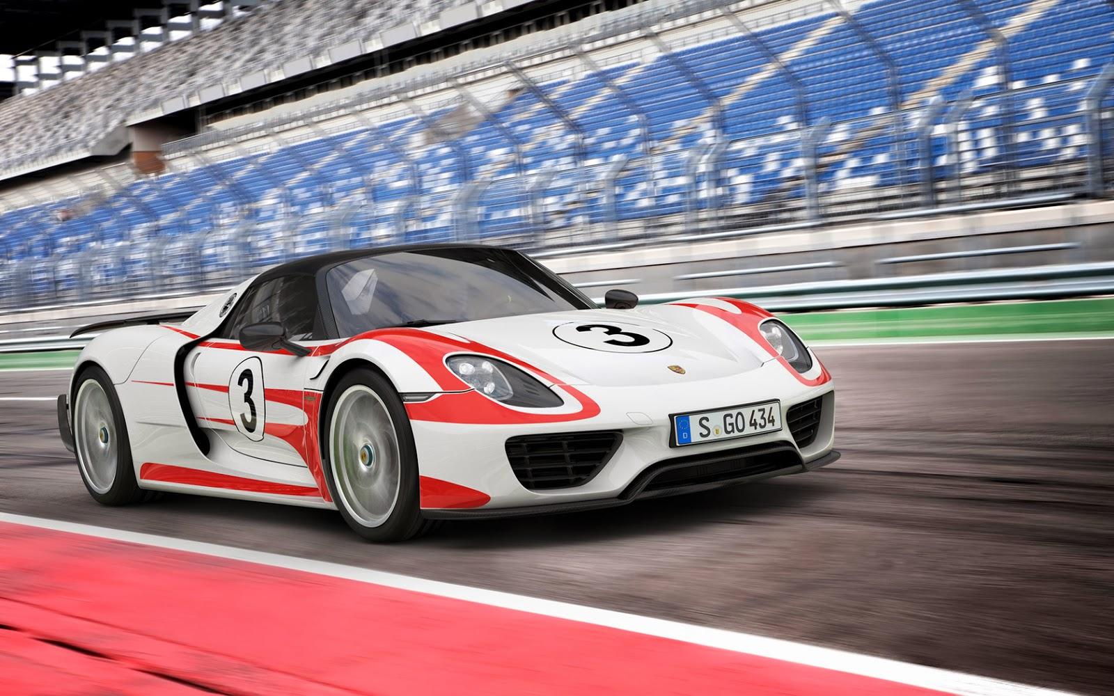 Porsche 918 Spyder Plug In Hybrid Final Tune Drops 0 100km To 2 6 Sec
