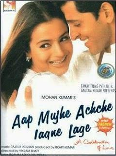 Aap Mujhe Achche Lagne Lage (2002) Movie Poster