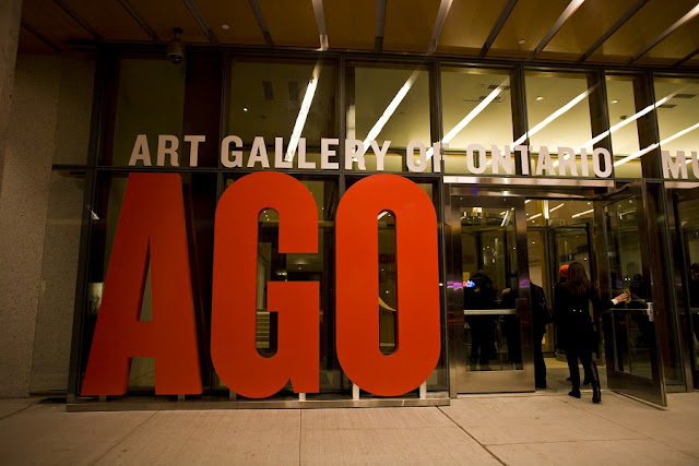 Art Gallery of Ontario em Toronto