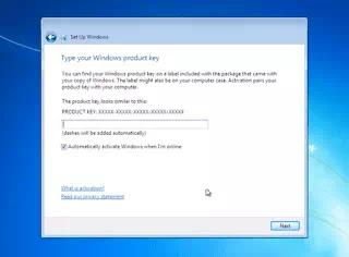 windows 7 me product key kaise dale