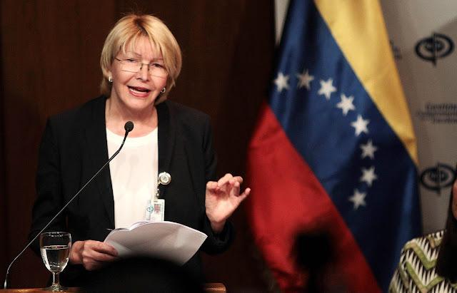 Resultado de imagem para ex procuradora geral da venezuela