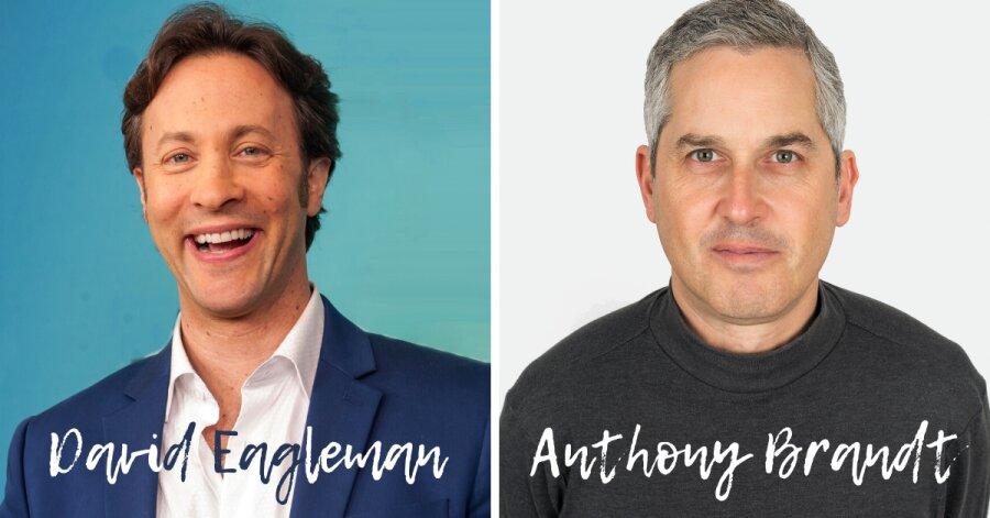 David Eagleman e Anthony Brandt