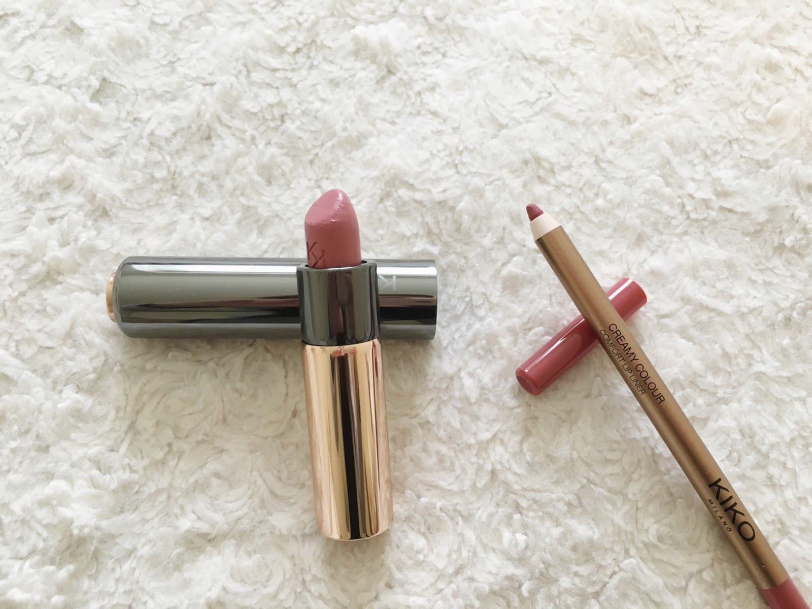Kiko lipstick review