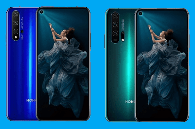Honor 20 Pro and Honor 20 with quad cameras now official