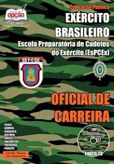 Apostila Concurso EsPCEx - EXÉRCITO BRASILEIRO 2015 Oficial de Carreira