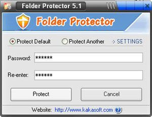Download Folder Protector 5.73 free