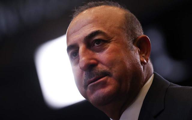 Τσαβούσογλου: Θα επιτεθούμε στη Συρία αν καθυστερήσει η αποχώρηση των ΗΠΑ