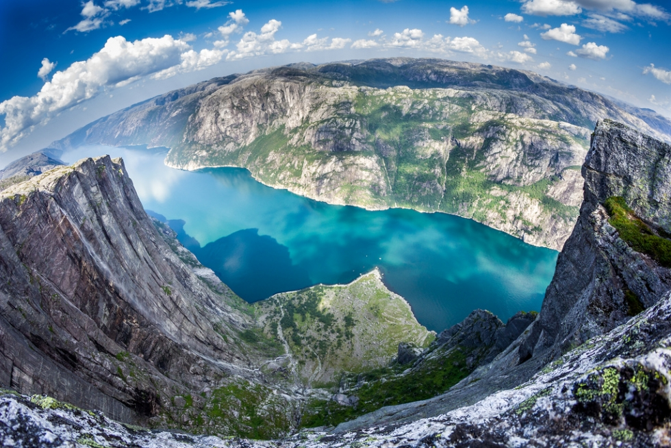 Top 10 Beautiful Fjords Around the Earth