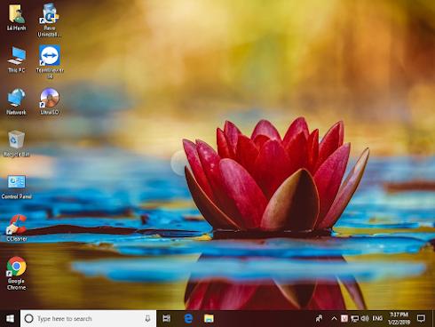 Bộ cài Windows 10 Pro for Workstations, Version 1809, OS Build 17763.253 (64-bit)