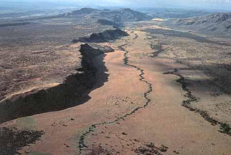 Mundo da Geologia: Movimentos horizontais da litosfera e a ...