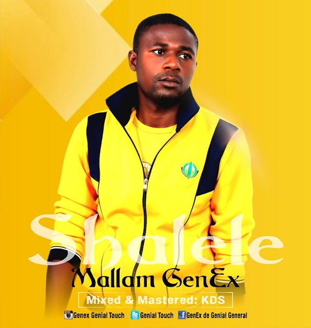 #GOSPEL: SHALELE- MALAM GENEX