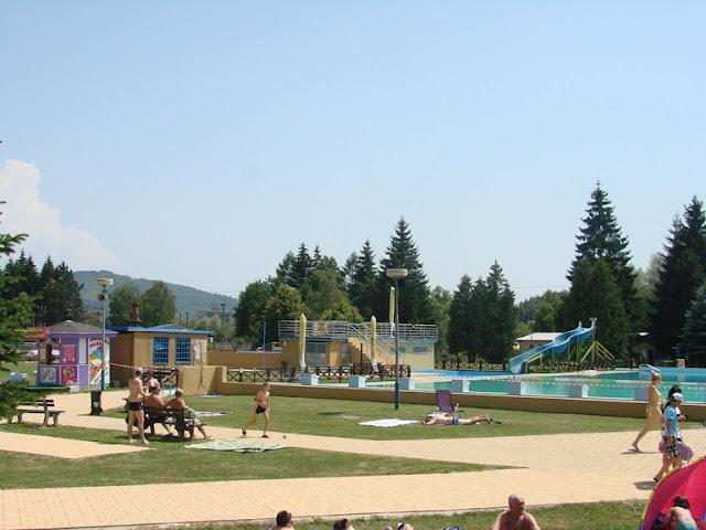 baseny słowacja terma