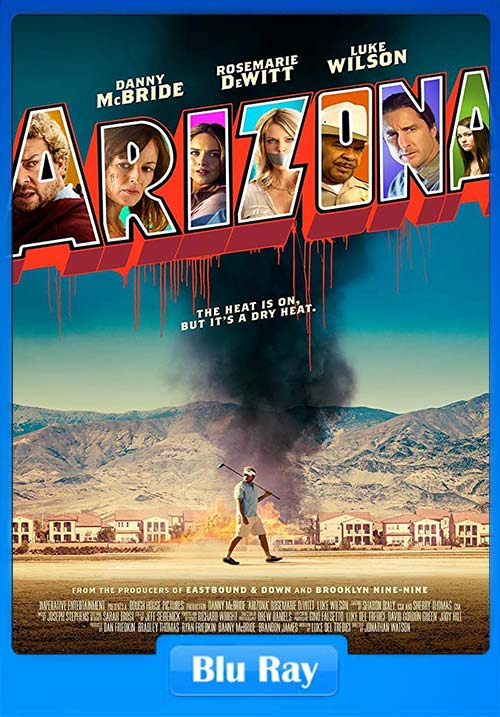 Arizona 2018 720p BRRip x264 | 480p 300MB | 100MB HEVC